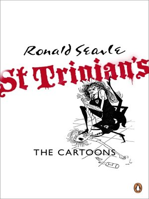 MODERN CLASSICS ST TRINIANS CARTOONS By Ronald Searle - $104.95