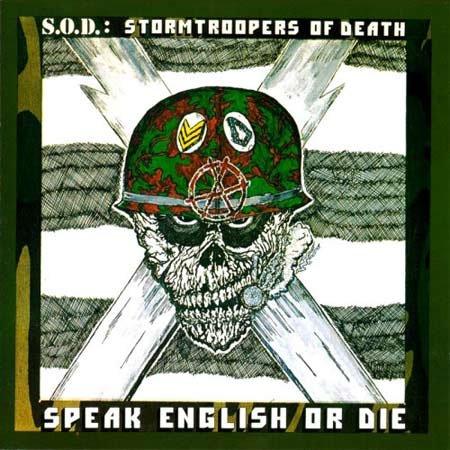 Speak English Or Die - CD - Excellent Condition  - $27.95