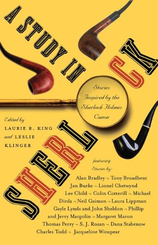 A STUDY IN SHERLOCK By Laurie R King Leslie S Klinger - Hardcover Excellent  - $27.95