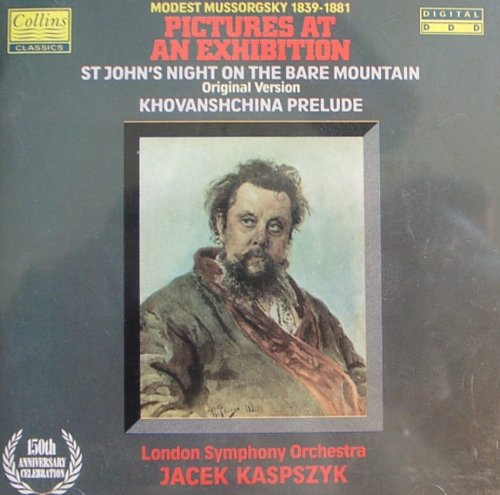 MODEST MUSSORGSKY - Mussorgsky Pictures At An Exhibition St. John s Night On - $48.49