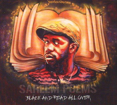 SAREEM POEMS - Black Read All Over - CD - $20.95