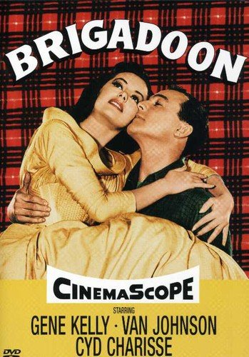 Brigadoon - DVD - Restored Color Ntsc Subtitled Widescreen - Mint Condition  - $19.95