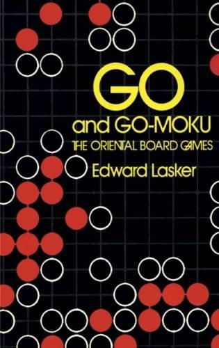GO-AND-GO-MOKU-ORIENTAL-BOARD-GAMES-By-Edward-Lasker-BRAND-NEW miniatuur 3
