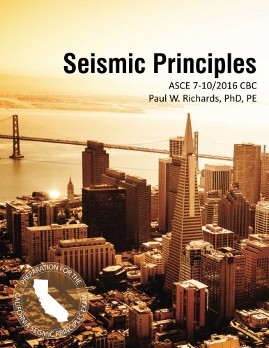 SEISMIC PRINCIPLES By Paul W Richards - $104.95
