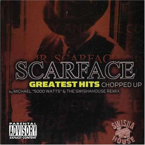 SCARFACE - Scarface - Greatest Hits Chopped Up - CD - BRAND NEW/STILL SEALED - $27.75