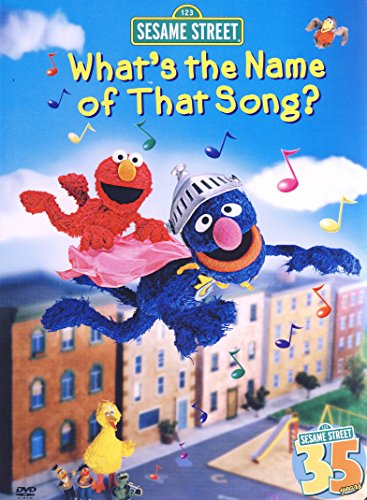 LUIS SANTEIRO - Sesame Street - What s Name Of That Song - DVD - Multiple Mint - $22.49