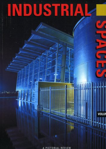 INDUSTRIAL SPACES VOL 1 INTERNATIONAL SPACES By Images Publishing Group - $87.49