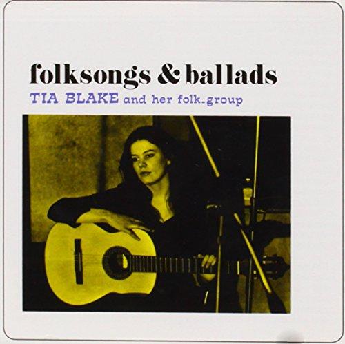 TIA BLAKE - Folksongs Ballads - CD - BRAND NEW/STILL SEALED  - $40.95