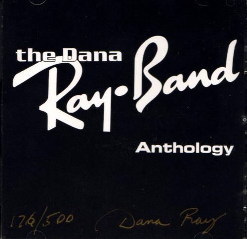 DANA RAY BAND - Anthology - CD - Mint Condition  - $20.95