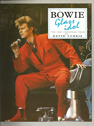 BOWIE GLASS IDOL ENGLISH AND SPANISH EDITION By David Currie - $55.49