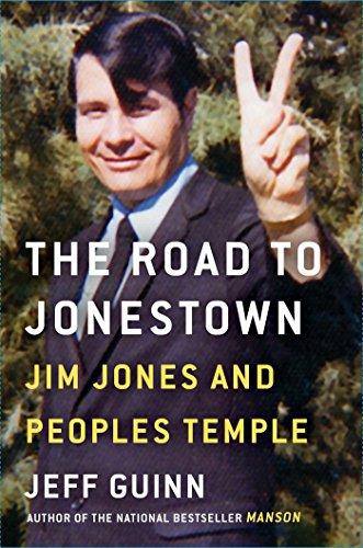 ROAD TO JONESTOWN JIM JONES AND PEOPLES TEMPLE By Jeff Guinn - Hardcover Mint  - $24.75