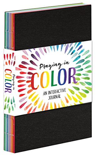 PRAYING IN COLOR AN INTERACTIVE JOURNAL By Compiled By Barbour Staff BRAND NEW - $65.95