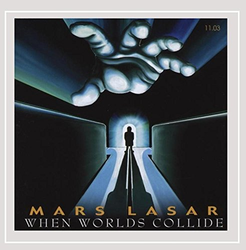 MARS LASAR - When Worlds Collide - CD - Excellent Condition  - $24.75