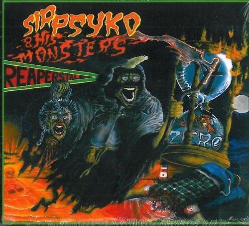 PSYKO HIS MONSTERS - Reapers Tale - CD - Import - Excellent Condition  - $76.75