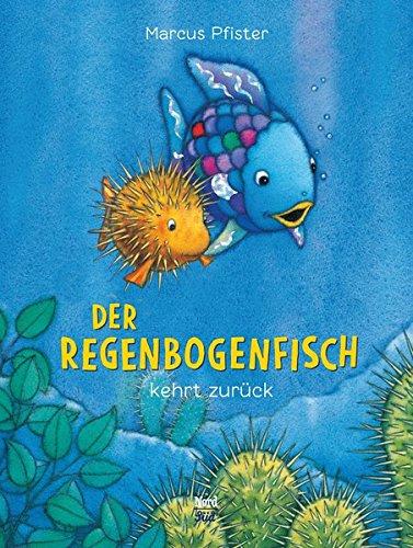 DER REGENBOGENFISCH KEHRT ZURUCK - Hardcover Excellent Condition  - $27.95